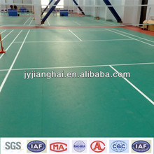 PVC sport flooring for badminton court / Elasticity flooring