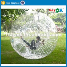 Children and adult body zorb ball manufacture and sale