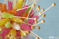 swizzle sticks Sugar crystallization machine \rock sugar sticks making machine