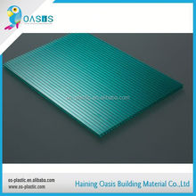 The best choice factory directly ge lexan triple wall polycarbonate x structure sheet with uv protection