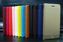 Manufacturer Wholesale High Quality Vertival Slim Fit PU Leather Flip Mobile Phone Cover