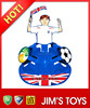 World Cup Plastic Football Helmets Cheer Team Hat Funny Helmet