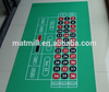 custom design board game mat ,large outdoor rubber role-playing mat