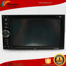 The new capacitive screen Android 4.4 gps auto 2 din car dvd player tv antenna