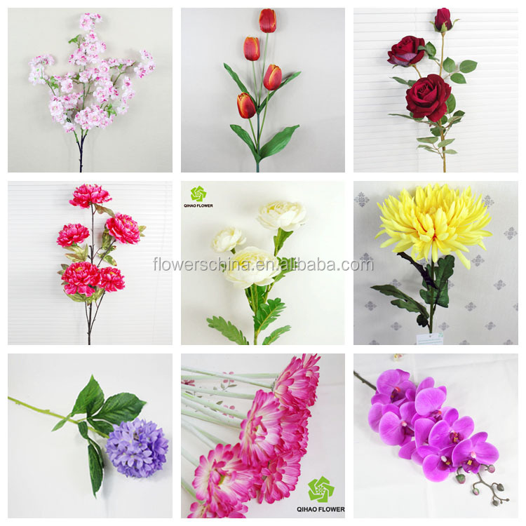 Real touch look nature silk gladiolus artificial flower make silk g mightylinksfo