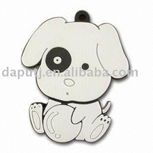 8GB puppy cute cartoon usb sticks for promotion