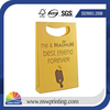 Promotional personalized made eco shopping bag