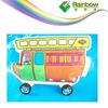 Hot Sale Coloring Balloon Kids Wheel Car