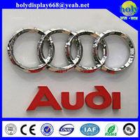wholesale plastic 3d car logo and their name, 4s shop car brands logo names