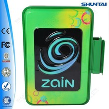 Latest products illuminated vacuum moulding light zain sign