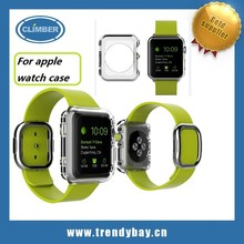 Transparent TPU soft model For apple watch case