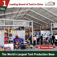 Outdoor Giant Event Tent for Guangzhou Canton Fair