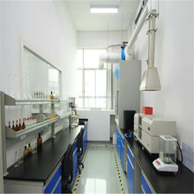 Laboratory table top in other metal furniture