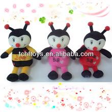 mariquita juguetes de peluche