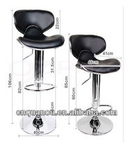 Discount Promption PU Design Bar Stools For Sale QO-224