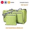 high quality nylon fancy travel duffel bag