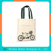 Custom fashion cotton trendy bags for girls