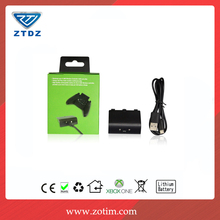 Factory Wholesale for xbox one controller rechargeable battery case for ipad mini