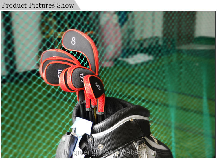 Waterproof Golf Head Cover From Factroy Custom