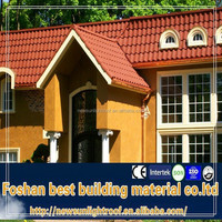 better than price of concrete roof tiles,colorful stone coated steel roof tile,building material in dubai supplier