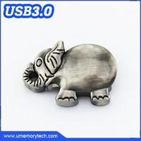 Metal animal shape pen drive pormo usb pormo gift usb custom logo usb flash memory