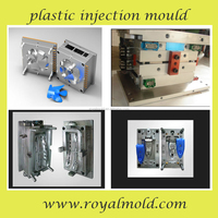 China moulded plastic, injection mold, plastic moulding for household product