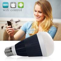 list of new products,WiFi e27 led light bulb 12w