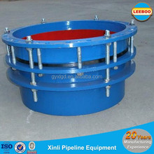 Restraint used for pipe fittings stainless steel flanged dismantling joint