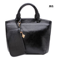 wholesale alibaba Retro style luxy black 2013 new model lady handbag shoulder bag with any color