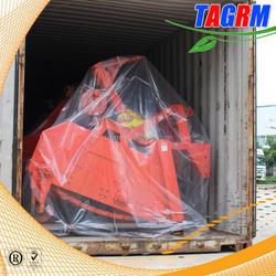 Black soil MSU1600 cassava harvesting machine/cassava harvester price