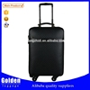 2015 eminent leather trolley bag business travel trolley bag airport boarding trolley travel bag