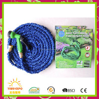 Customized pressure washer hose reel expandable hose connector car washer 50ft hose/garden hose/washing car hose water hose pipe