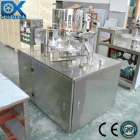 CX semi-automatic composite filling and sealing machine