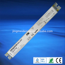electronic ballast t8 2x18 for fluorescent lamp