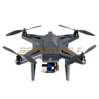 Hot Speedwolf VAJRA80 model airplane for long time rc helicopter with camera and 2D gimbal for sale