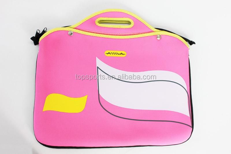 Neoprene Laptop sleeve waterproof tablet bag