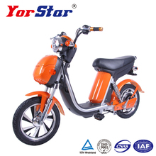 Fashionable popular china electric scooter with pedals