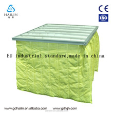 middle efficient air filter , hepa filter roll air filter