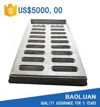 Baoluan brand frp fiberglass channel grating weight directly supply to America
