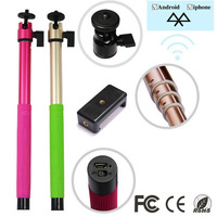 with connect wire legoo selfie stick for gionee e6