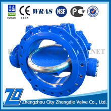 Made in China butterfly valve with electric actuator