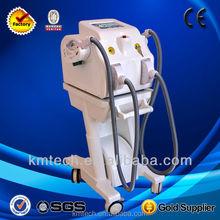 2015 NICE DESIGN 2 handles hair removal shr machine