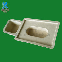 bamboo molded pulp packaging