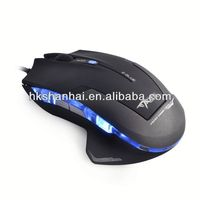 Cost-effective Best Wired Optical Mouse 2013 6d optical gaming mouse