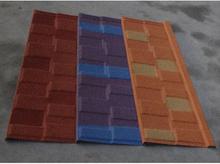 stone coating for roofing tiles bituminous shingle stone coated steel roof tile