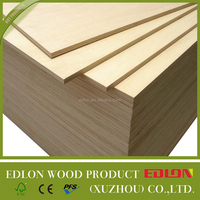 12mm Russian birch plywood prefinished plywood
