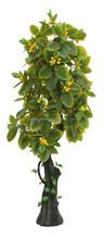 Hot vente la plante artificielle arbres, Plantes artificielles et fleurs, Pas cher artificielle fruits arbres