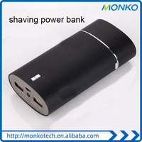 shaving charger for mobiile charger for boyfriend gift best selling new power bank
