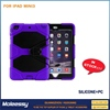 Factory Supply transparent pc case for ipad mini