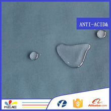 cotton polyester teflon coated finish stain repellent fabric